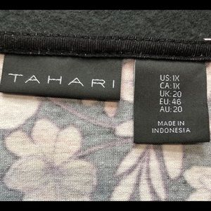 Tahari Tops - NWOT BEAUTIFUL, COMFORTABLE TUNIC